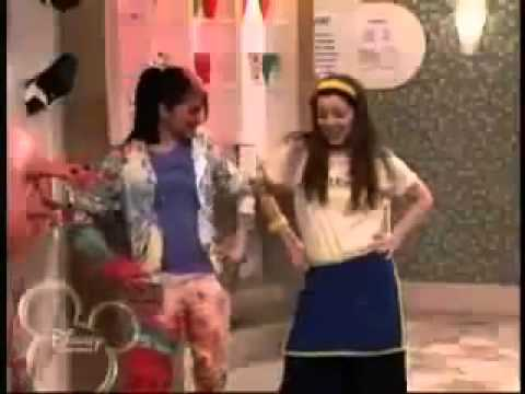 Crazy Funky Junky Hat song (Wizards of Waverly Place)
