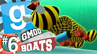 GMod Boats #6 - Sea Pernus (Garry's Mod)