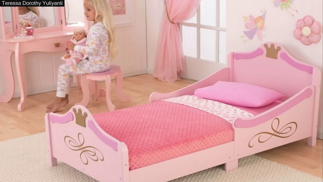 Princess Bedroom Ideas On A Budget Youtube