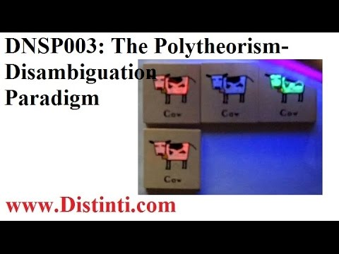 DNSP003: The Polytheroism-Disambiguation Paradigm