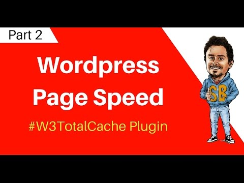 How to improve WordPress Page Speed Optimization using W3 Total Cache Plugin (SEO)