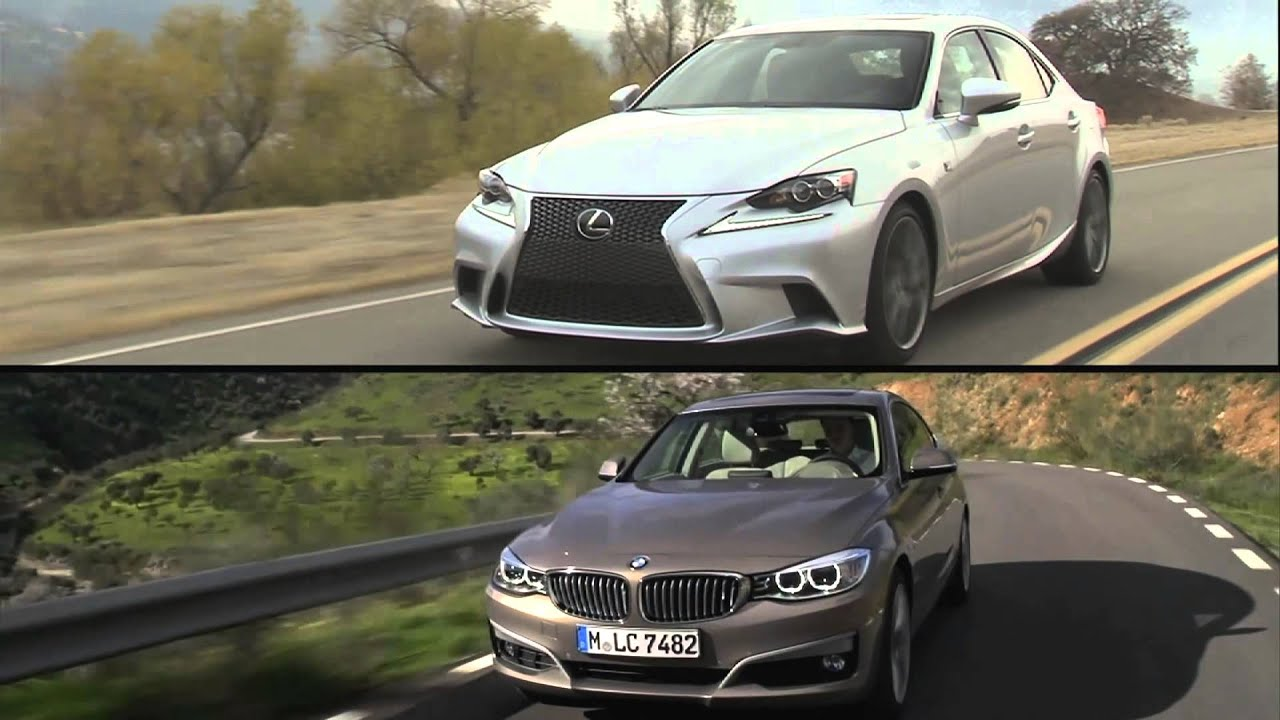BMW 3 Series VS Lexus IS