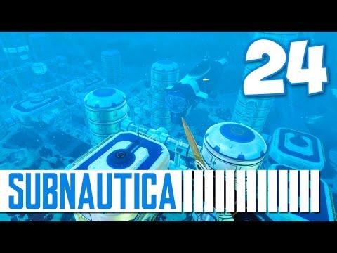 SUBNAUTICA CYCLOPS DOCKING STATION! EPISODE 24