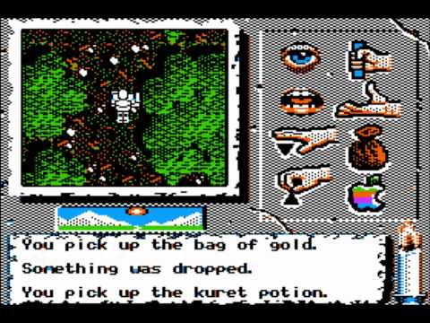 Times of Lore for the Apple II