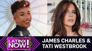 Download Will James Charles Bounce Back After Tati Westbrook Feud? | Latinx Now! | E! News Mp3 and Videos