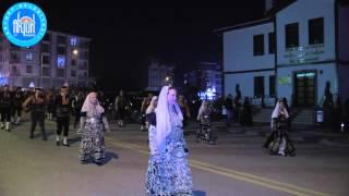 Akyurt Seğmen Gecesi - Atatürk'ün Ankara'ya gelişinin 96'ncı yıl dönümünde Akyurtlu Seğmenler sinsin oyunu ve büyük bir gösteriyle Atatürk'ü andı.