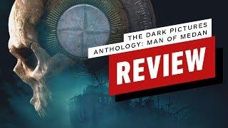 Man of Medan Review (Video Game Video Review)