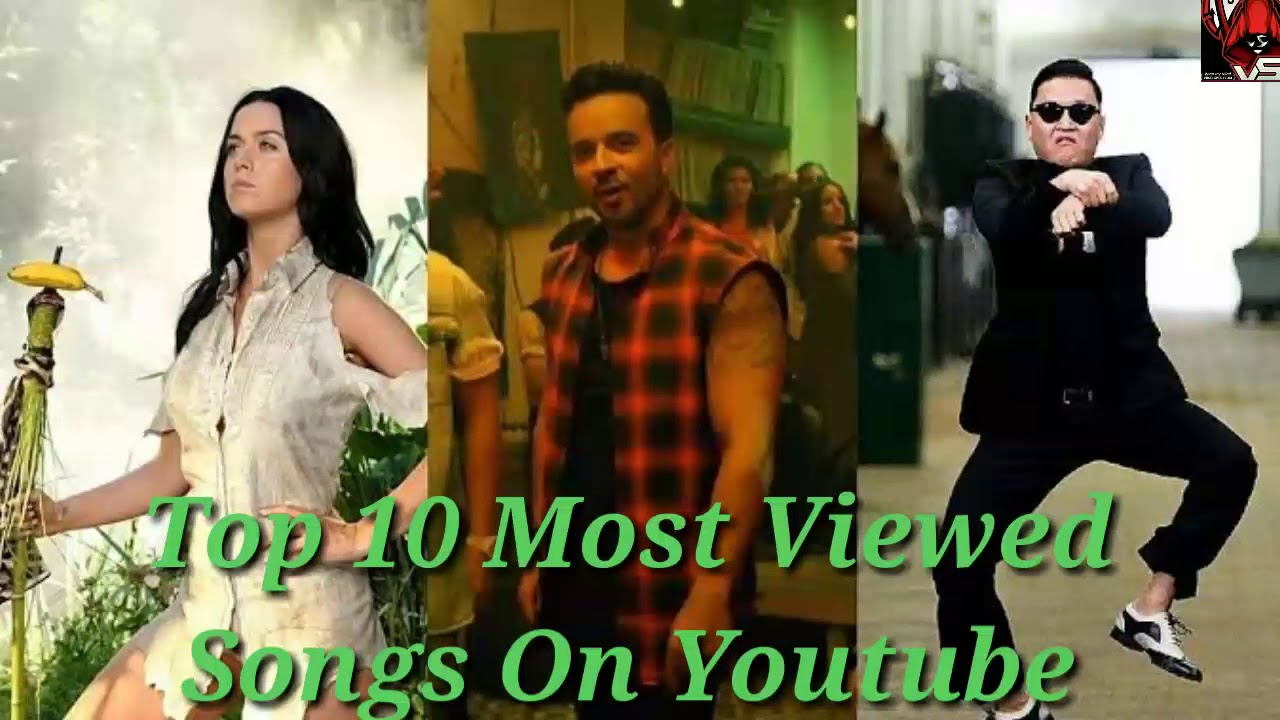 Top 10 Most Viewed Video song on YouTube All Time  ll Viral Spectrum videos ll