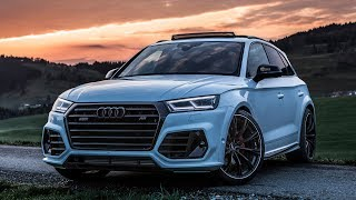 BEST LOOKING SUV EVER? - 2018 AUDI SQ5 ABT (425hp/550Nm) - Styling jackpot!