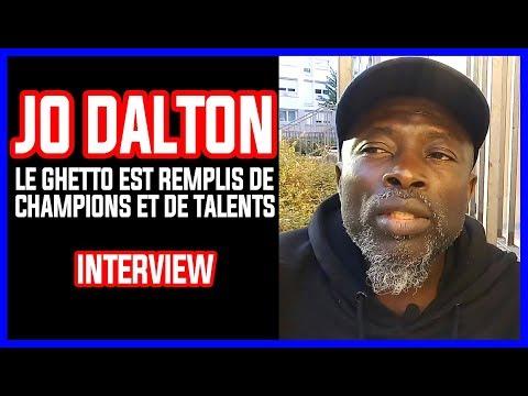 Youtube: JO DALTON – Le ghetto et remplis de champions et de talents