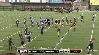 Chilliwack Giants Live Stream
