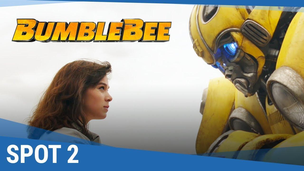 BUMBLEBEE - Spot 2 VF [actuellement au cinéma]