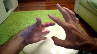 magia con gomas elasticas 2 video rubber stretch magic