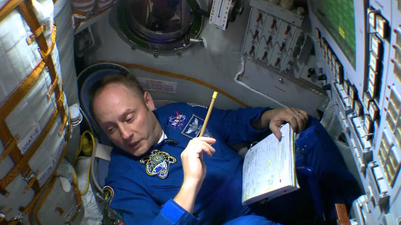 Inside The Russian Soyuz Spacecraft
