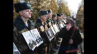 31-я годовщина вывода советских войск из Афганистана в Витебске