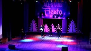 ll cool j mama said knock you out hip hop choreography by dastin allstars fiesta 2014