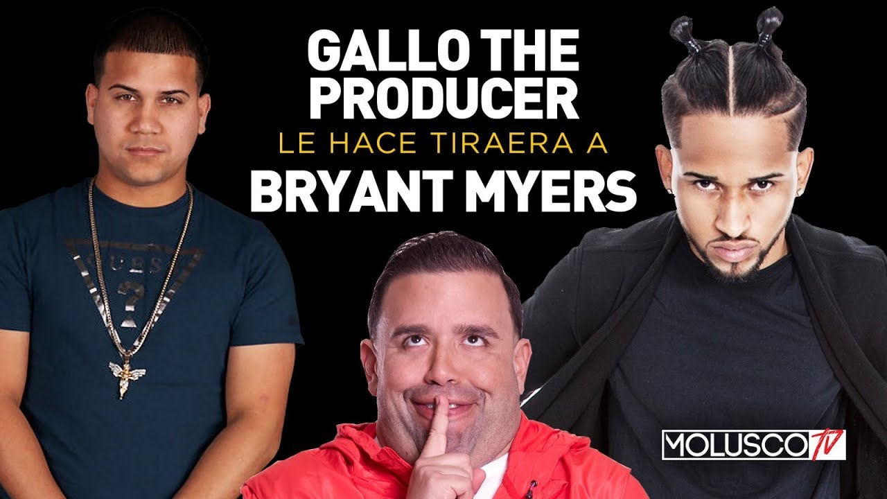 🚨EXCLUSIVA🚨 GALLO THE PRODUCER LE HACE TIRAERA A BRYANT MYERS