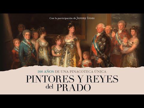 Pintores y reyes del Prado - Tráiler
