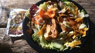 Mcdonald's Premium Southwest Salad With Grilled Chicken Review