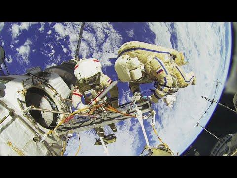 Tour en 3D narrado de la Estación Espacial Internacional