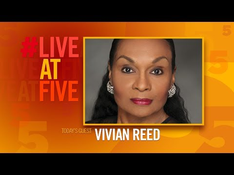 Broadway.com #LiveatFive with Vivian Reed