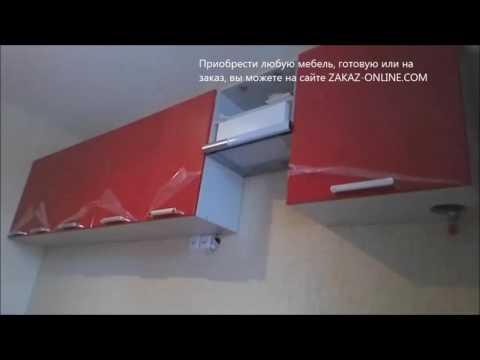 Сборка кухни фабрики Боровичи, стенки в гостиной и дивана