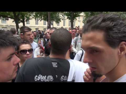 Tentative Coup d'Etat contre François Hollande. Paris/France – 14 Juillet 2015