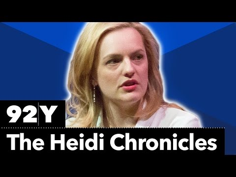 Elisabeth Moss, Jason Biggs and Bryce Pinkham on The Heidi Chronicles (Full Event)