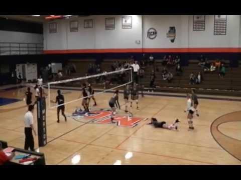 Morton College Volleyball vs TritonCollege