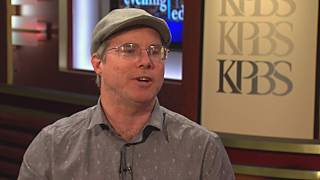 Author Andy Weir Talks With KPBS