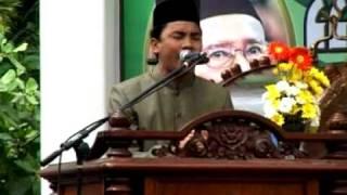Ustadz Rokhani Juara Terbaik Qori