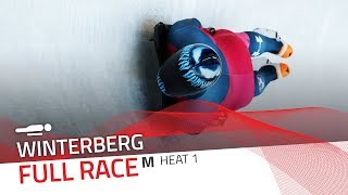 Winterberg | BMW IBSF World Cup 2019/2020 - Men's Skeleton Heat 1 | IBSF Official