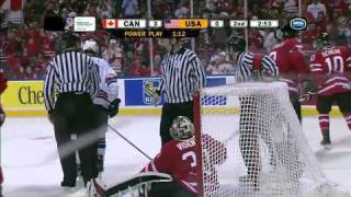 World Juniors: Canada vs. USA 1/3/11