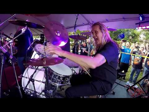 ROADKILL - Nicko Drum Cam.