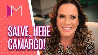 Baixar A energia contagiante de Hebe Camargo - Mulheres (22/03/2019)