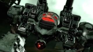 Геймплей игры Armored Core: Verdict Day для Xbox 360