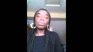 Keisha white The Weakness in Me (cover)