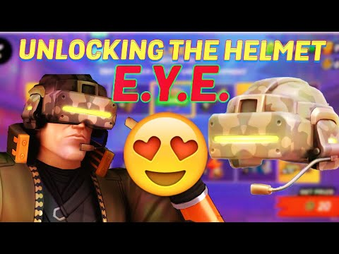 UNLOCKING THE NEW HEAD E.Y.E  | Guns of Boom