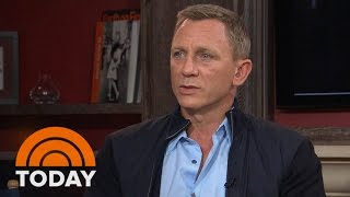 Daniel Craig Shares Why He Hopes To 'Reinvent' Bond With 'Spectre' | TODAY