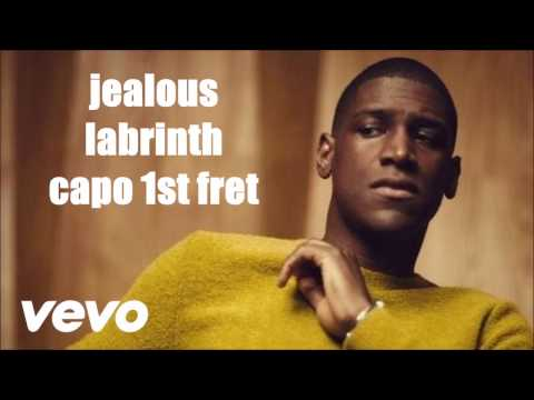 jealous labrinth lyrics and chords