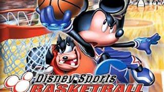 Disney Sports Basketball Game - Get Ready For Super Slam Dunks Like NBA