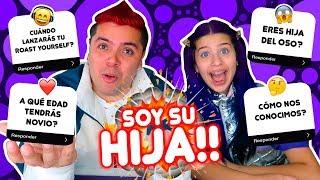 COMO ENTRÉ AL TEAM ANGEL!? LA VERDAD! | Leyla Star 💫 ft Oso 🐻