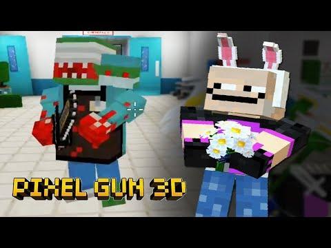 Pixel Gun 3D - Цветовод 🌼 CHALLENGE (410 серия)