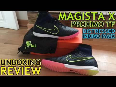 "Nike MagistaX Proximo TF ""Distressed Indigo Pack 2016"" 