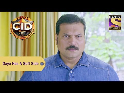 Your Favorite Character | Daya Has A Soft Side | CID