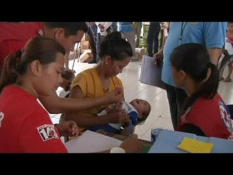 Concerns Of Disease In Philippines Prompts Vaccination Programme
