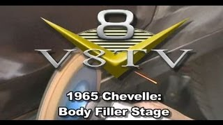 1965 Chevelle Body Filler Stage - V8TV-Video