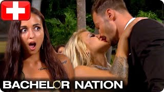 Cinderella Shocks With First Kiss! 💋 | The Bachelor Switzerland