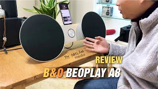Review loa B&O Beoplay A8 …