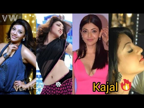 Kajal Agarwal Hot Video | Vertical video |hot Indian Actress from YouTube · Duration:  12 minutes 36 seconds